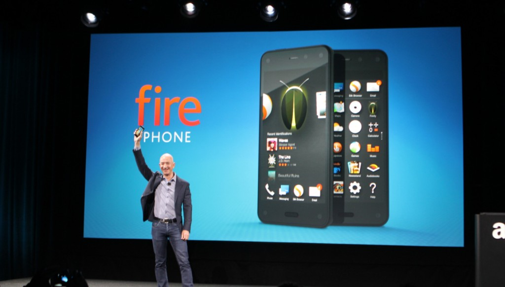 "Amazon Launched ""Fire Phone"" An Android Based Device with Amazing Features"