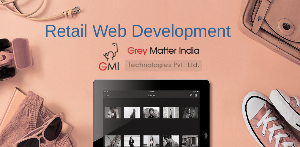 Retail Web Development