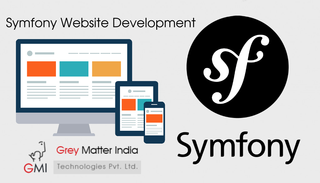 symfony application development