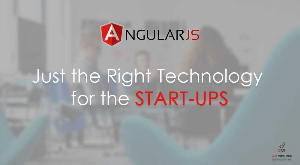 Just the Right Technology for the Start-Ups