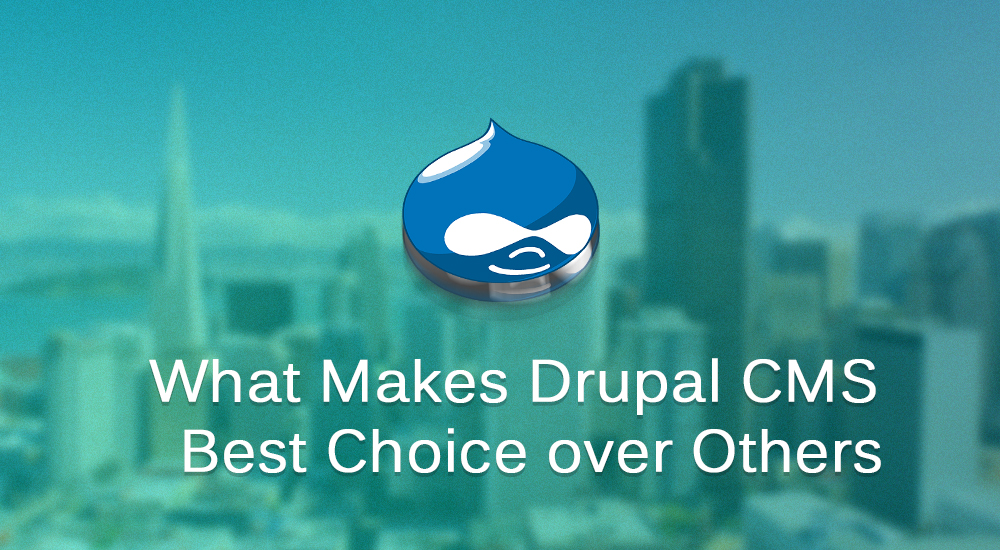 Factors That Offer An Edge To Drupal CMS Over Others